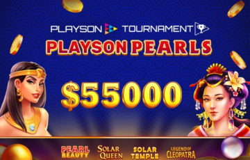 PLAYSON TOURNAMENT $55000