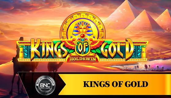 Kings of Gold iSoftbet