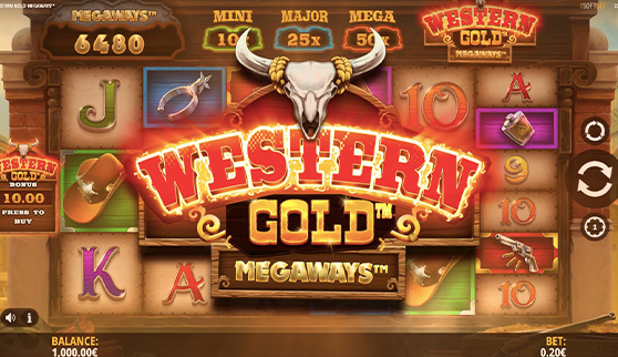 Western Gold iSoftbet