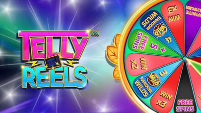 【ユニークカジノ】Wazdanの最新スロット、Telly Reels で、レトロアクションを楽しみましょう🎰