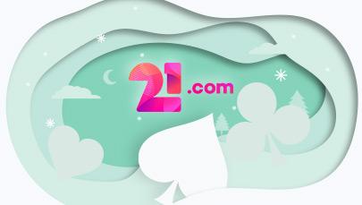 【21.com】12月予告!クリスマスキャンペンーン!
